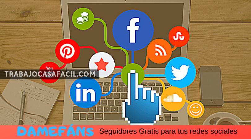Como conseguir seguidores rapidamente en redes sociales