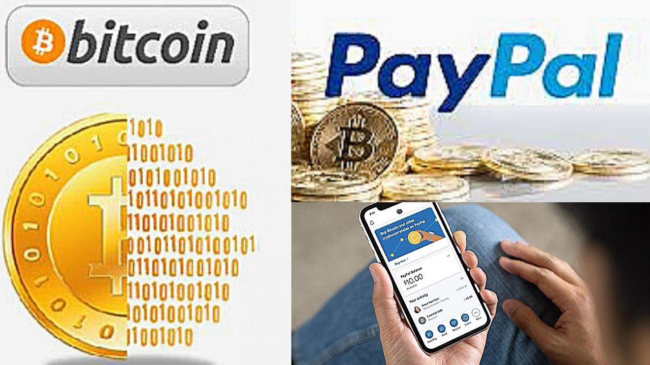 Paypal + Bitcoin la revolución de los pagos en monedas digitales
